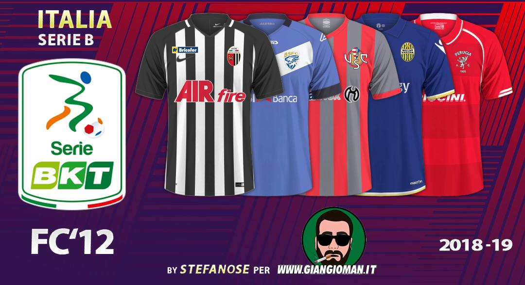 Italia - Serie B - FC12 - Football Manager 2019 - Giangioman bdef4c424